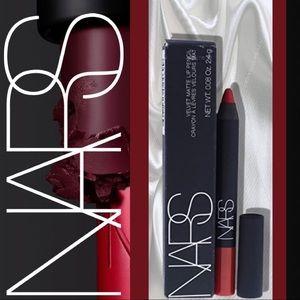 NARS Velvet Matte Lip Pencil, Pop Life, 0.08 Oz,